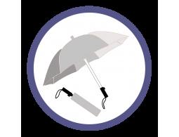 Серебряные складные зонты (Производство)