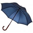 Зонт-трость светоотражающий Unit Reflect, синий