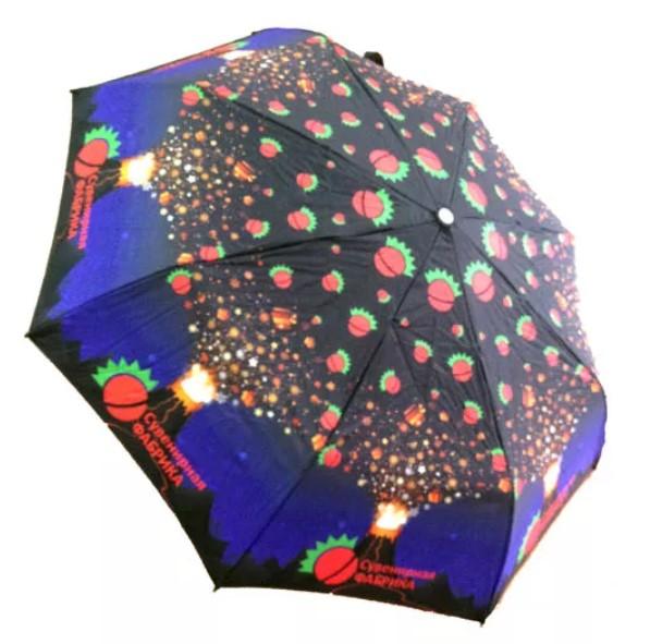 """Купить полноцветные зонты оптом в """"Зонтовике"""""""
